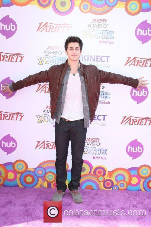David Henrie Variety's 4th Annual Power Of Youth...