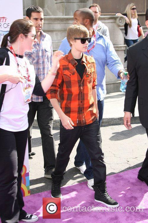 Justin Bieber Variety's 4th Annual Power Of Youth...