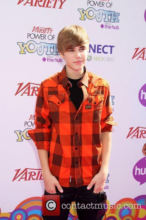 Justin Bieber and Paramount Studios
