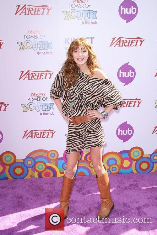 Bella Thorne Variety's 4th Annual Power Of Youth...