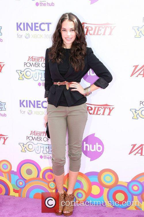 Chloe Bridges Variety's 4th Annual Power Of Youth...