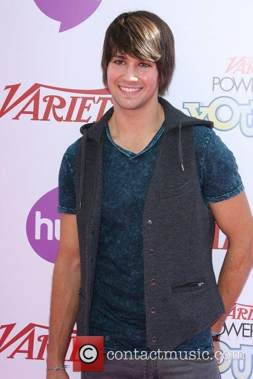 James Maslow Variety's 4th Annual Power Of Youth...