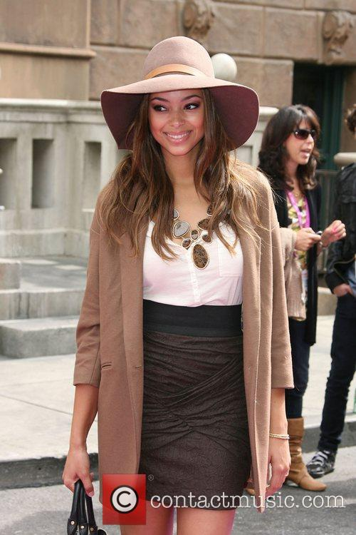Amber Stevens Variety's 4th Annual Power Of Youth...