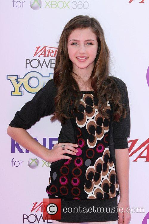 Ryan Newman Variety's 4th Annual Power Of Youth...
