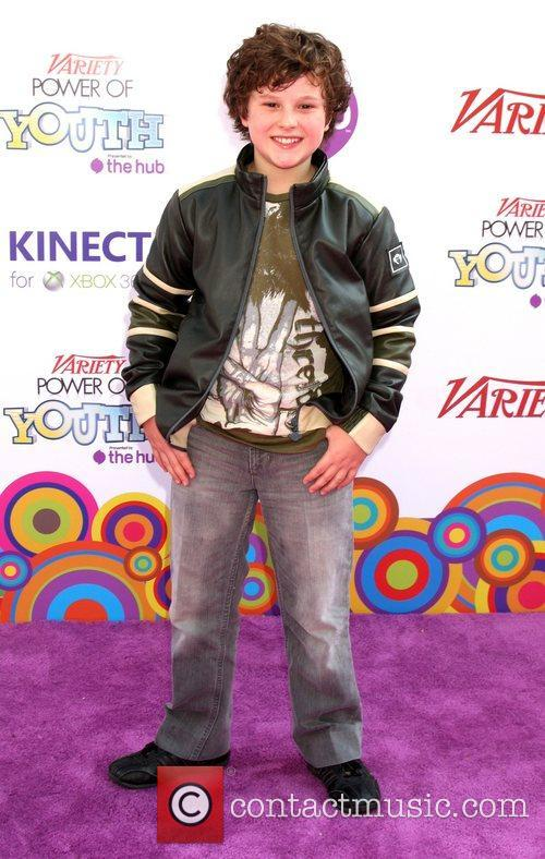 Nolan Gould Variety's 4th Annual Power Of Youth...