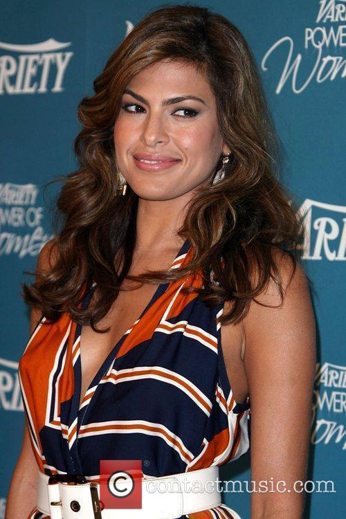 Eva Mendes Variety's 2nd Annual Power Of Women...