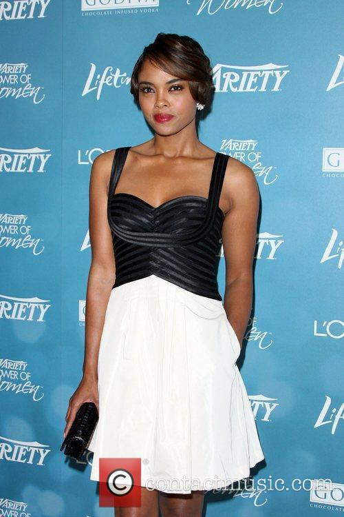 Variety's 2nd Annual Power Of Women Luncheon at...
