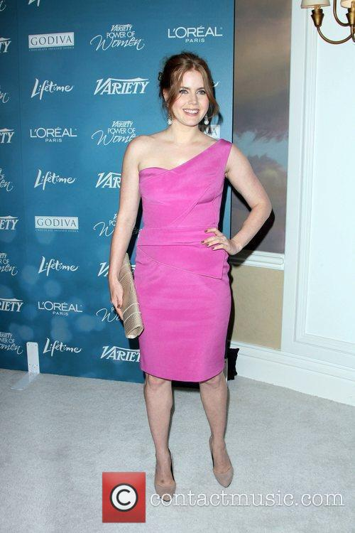 Amy Adams Variety's 2nd Annual Power Of Women...