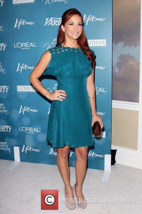 Amy Paffrath Variety's 2nd Annual Power Of Women...
