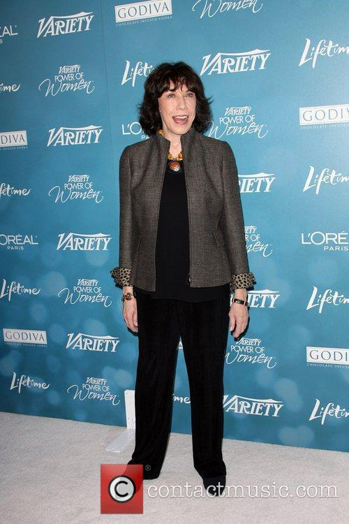 Lily Tomlin Variety's 2nd Annual Power Of Women...