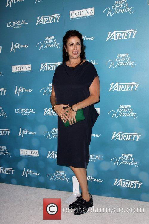 Roma Maffia Variety's 2nd Annual Power Of Women...
