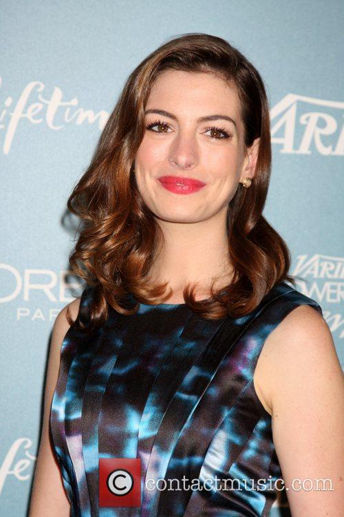 Anne Hathaway and Women 9