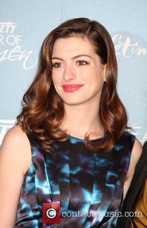 Anne Hathaway and Women 11