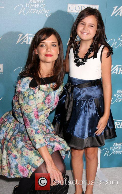 Katie Holmes, Bailee Madison ,  Variety's 2nd...