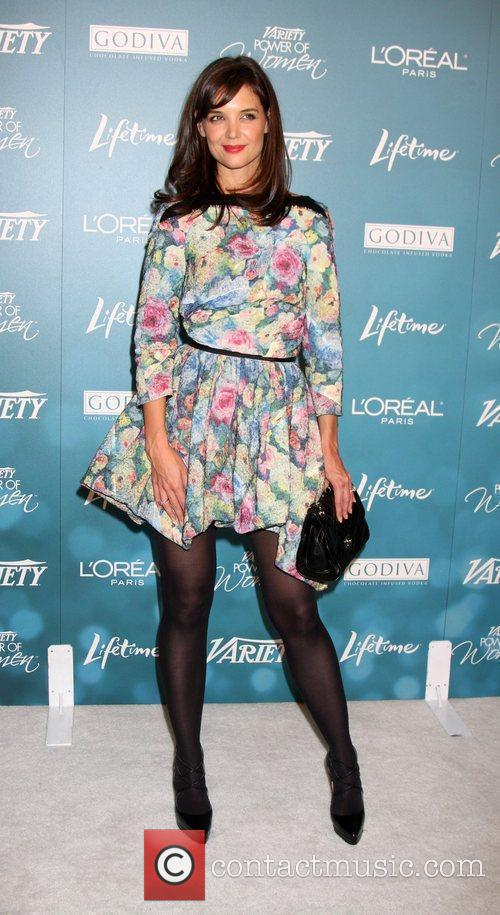 KatieHolmes ,  Variety's 2nd Annual Power Of...