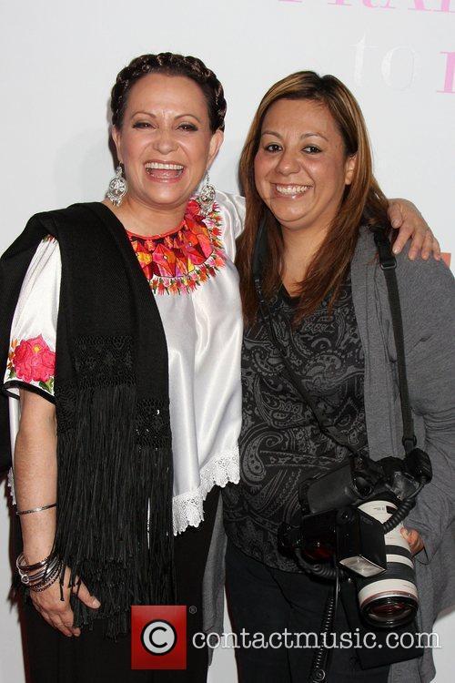 Adriana Barraza, LA Live