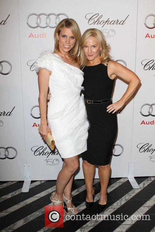 Cheryl Hines and Rachael Harris 1
