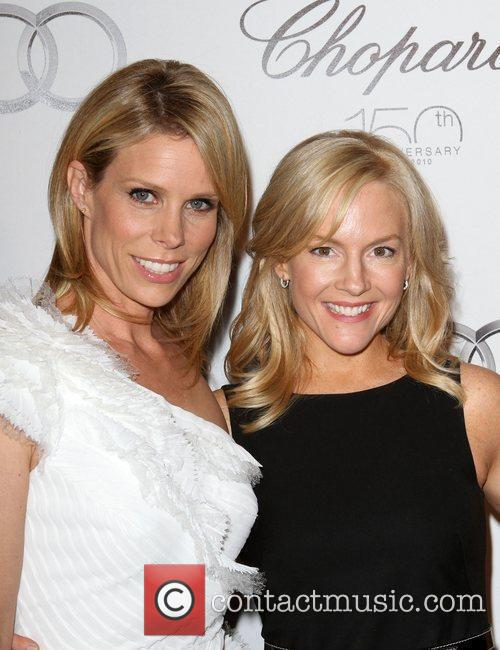 Cheryl Hines and Rachael Harris 3