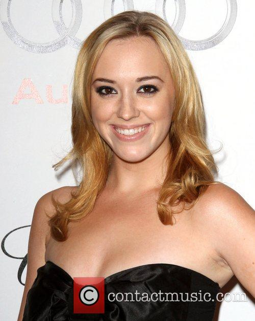Andrea Bowen Audi hosts a cocktail party to...