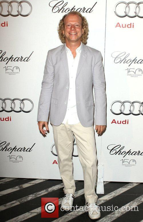 Bruce Cohen Audi hosts a cocktail party to...