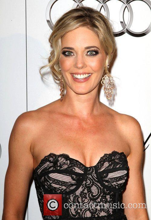 Christina Moore Audi hosts a cocktail party to...