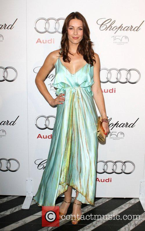 Louise Griffiths Audi hosts a cocktail party to...