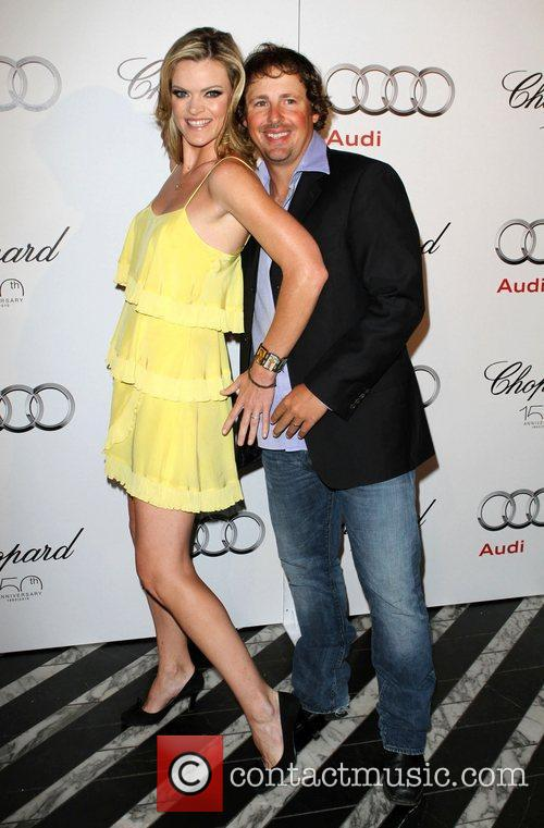 Missi Pyle and Guest Audi hosts a cocktail...