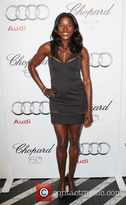 Rutina Wesley Audi hosts a cocktail party to...