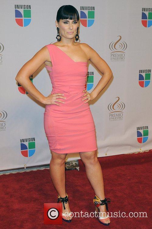Nelly Furtado Univisions 2010 Premio Lo Nuestro a...
