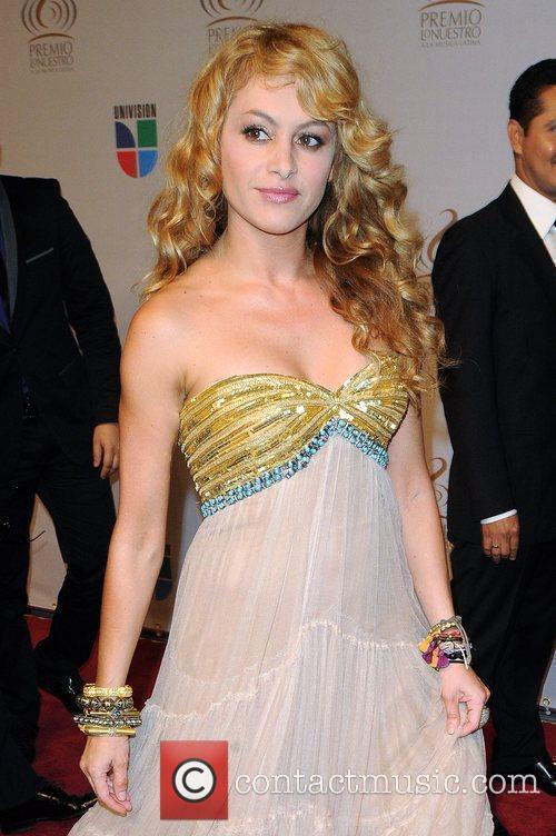 Paulina Rubio Univisions 2010 Premio Lo Nuestro a...