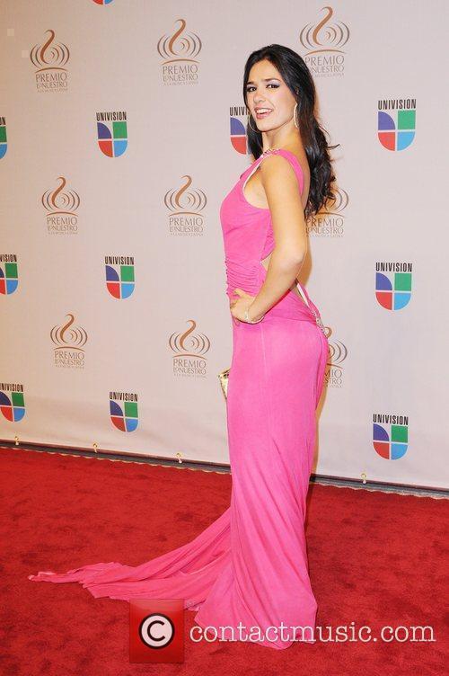 Ana Carolina da Fonseca Univisions 2010 Premio Lo...