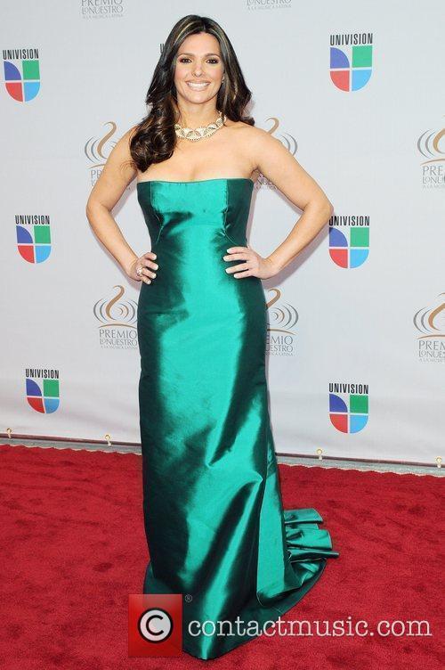 Barbara Bermudo  Univisions 2010 Premio Lo Nuestro...