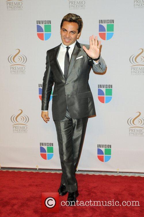Cristian Castro  Univisions 2010 Premio Lo Nuestro...