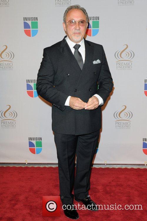 Emilio Estefan Univisions 2010 Premio Lo Nuestro a...