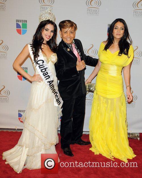 Guests Univisions 2010 Premio Lo Nuestro a La...