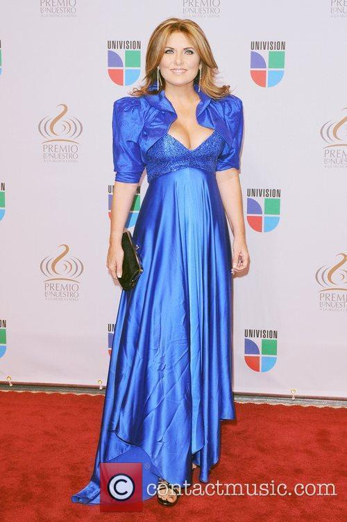 Judith Grace  Univisions 2010 Premio Lo Nuestro...