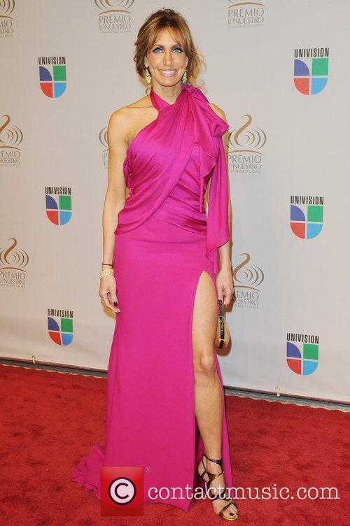 Lili Estefan Univisions 2010 Premio Lo Nuestro a...
