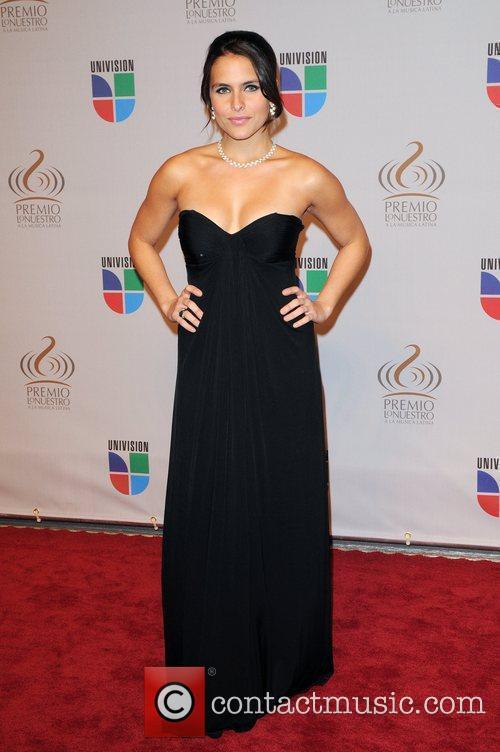 Lilia Luciano  Univisions 2010 Premio Lo Nuestro...