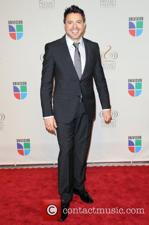 Luis Enrique Univisions 2010 Premio Lo Nuestro a...