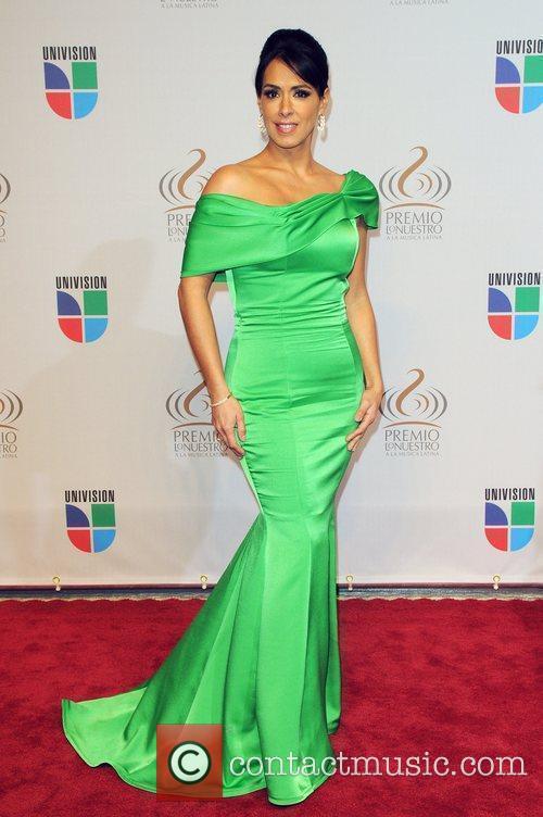 Marisa del Portillo  Univisions 2010 Premio Lo...