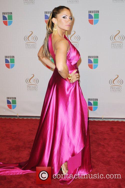 Melina Leon  Univisions 2010 Premio Lo Nuestro...