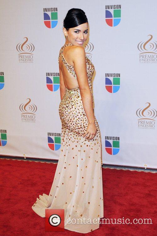 Pamela Silva  Univisions 2010 Premio Lo Nuestro...