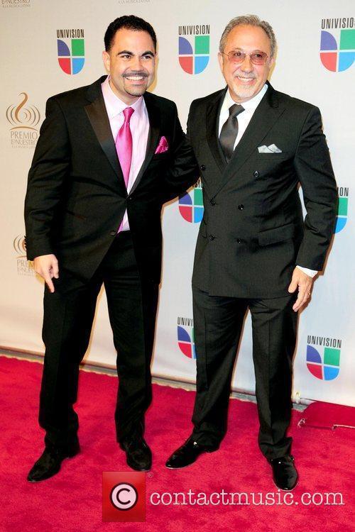 Guest and Emilio Estefan Univisions 2010 Premio Lo...