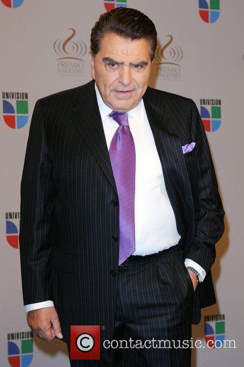 Don Francisco Univisions 2010 Premio Lo Nuestro a...