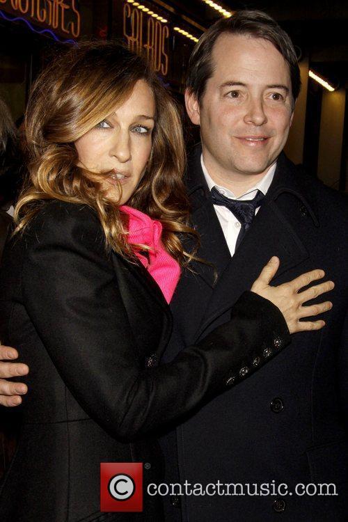 Sarah Jessica Parker and Matthew Broderick 7