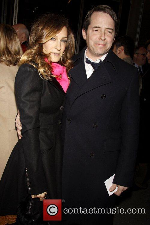 Sarah Jessica Parker and Matthew Broderick 10