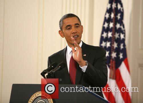 Barack Obama and White House 25