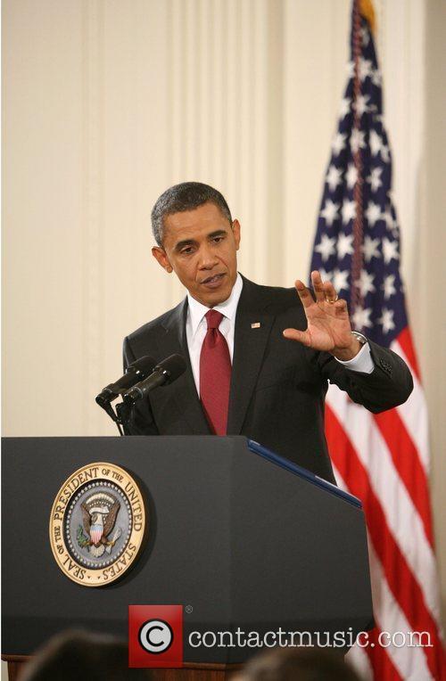 Barack Obama and White House 18