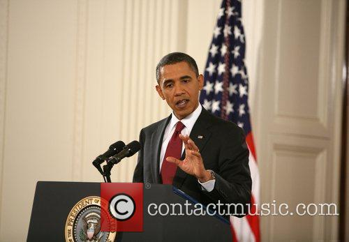 Barack Obama and White House 22