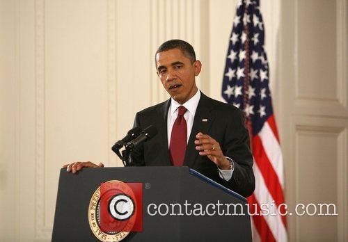 Barack Obama and White House 17